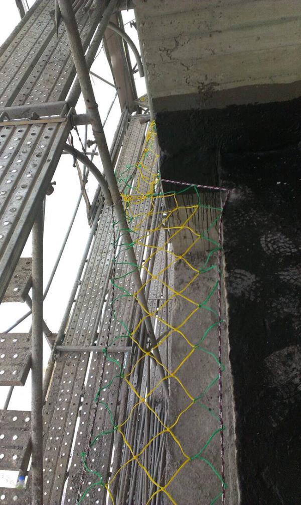- 楼梯安全网